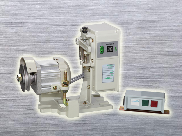 Energy Saving Brushless Servo Motor TL550P (550W,Needle position and synchronizer)